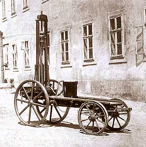 Who Invented The Automobile >> First Gasoline Car Invented History