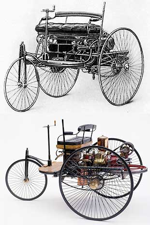The First Car Ever Made >> First German Car In The History Of The World Motorwagen